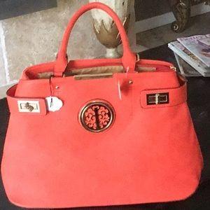 Handbags - NWT ORANGE PURSE